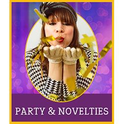 Party & Novelties
