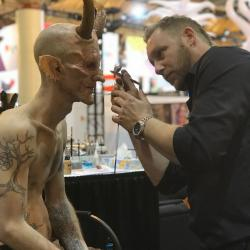 Artist Battleground Makeup Competition